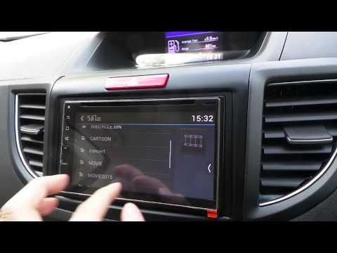 2DIN NEW CRV 2013 BOSTWICK BOS-V80WBN By เพชรประดับยนต์