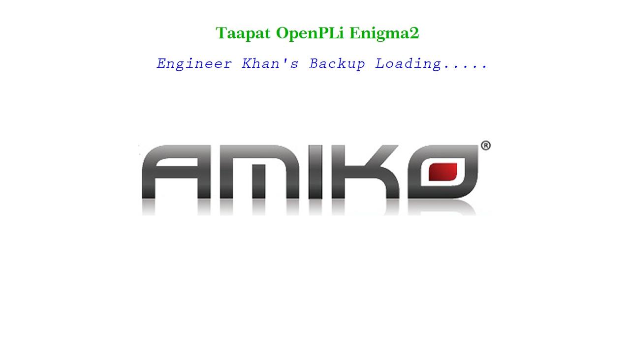 Engineer Khan's Spark-Enigma2 Blog: Engineer Khan's Backup of Taapat