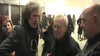 Martin Creed  Like Water At A Buffet  Kappatos Athens Art Residency  March 2015