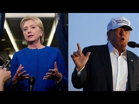 Clinton, Trump Comment on New York City Explosion