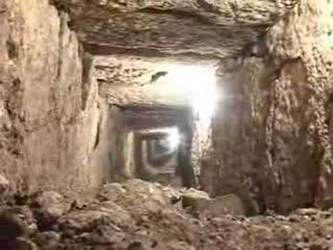 Ancient Tunnel Discovered by Jerusalem