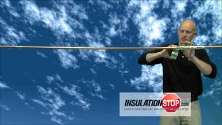 How to Install InfraStop™ Spiral and Linear Pipe Wrap Insulation