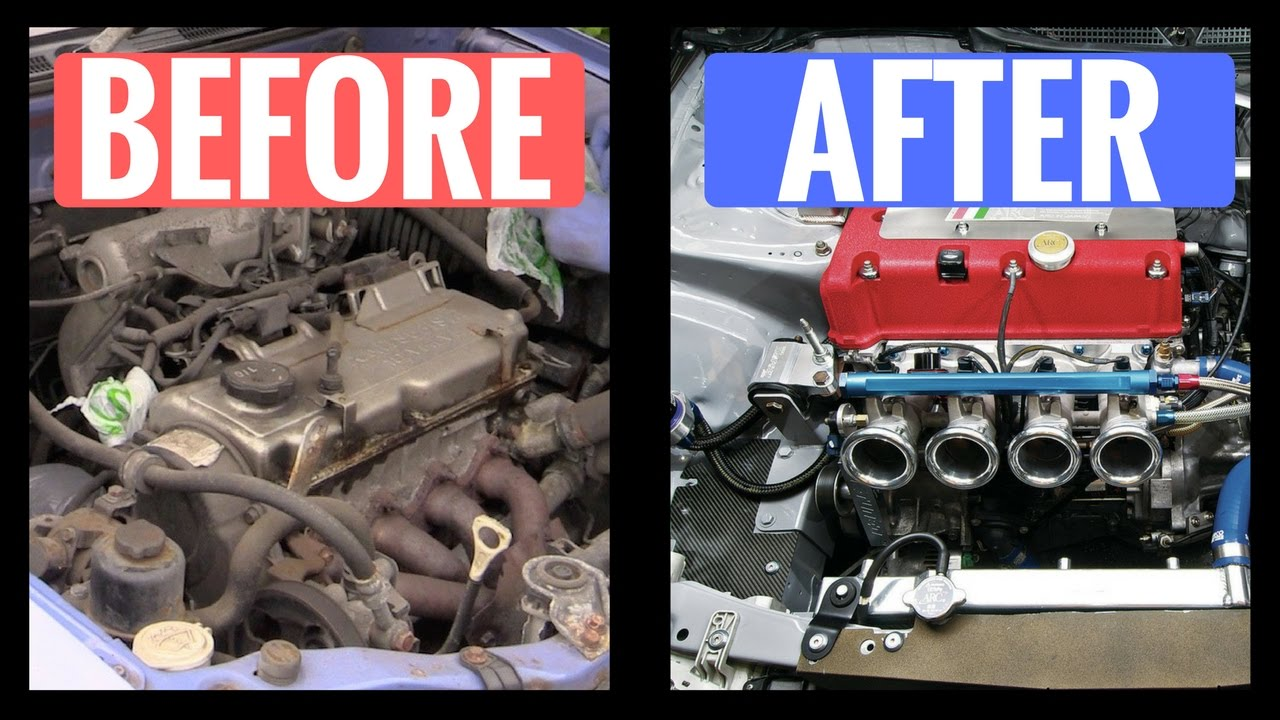 How To Clean Degrease Your Car Engine Bay Quick Amp Easy