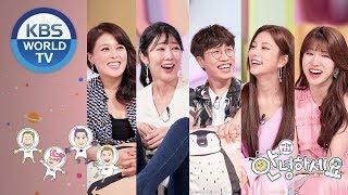 Guests : Hong Jimin, Sayuri, Ko Youngbae, Laboum's ZN & Solbin [Hello Counselor/ENG,THA/2018.08.20]
