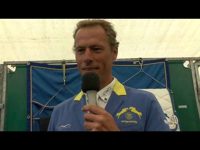 Christian Ahlmann - Rankingspitze DKB Riders Tour