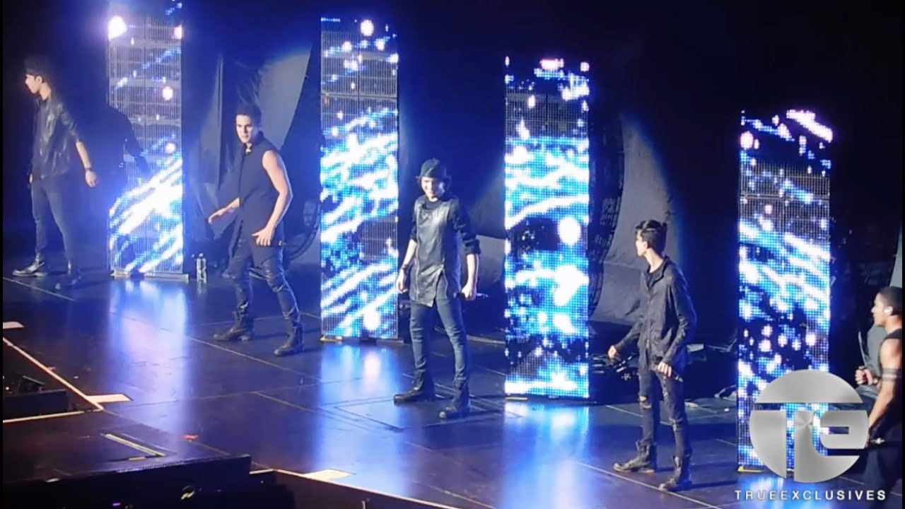 Cnco performs at madison square garden first time ever - Madison square garden to times square ...