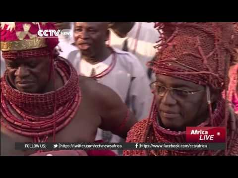 Kingdom of Benin crowns new monarch in age-old ceremony