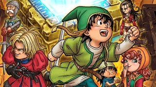 Dragon Quest 7: Fragments of the Forgotten Past -Traveller