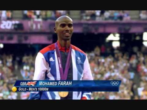 Team GB Olympic Gold 2012