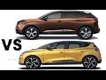Peugeot 3008 VS Renault Scenic4 2017 Comparatif Design, Prix, moteurs | AUTOREDUC TV