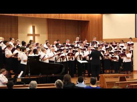 2015 Eastern Territorial Songsters and the Singing Stars