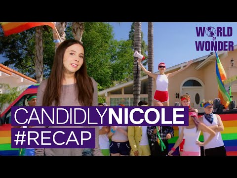 """Download Candidly Nicole #Recap with Esther Povitsky ep 206 """"Gayngs"""""""