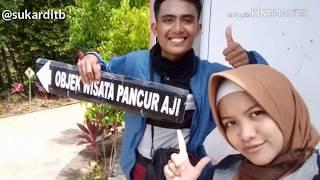 Objek Wisata Pancur Aji Sanggau Kalbar