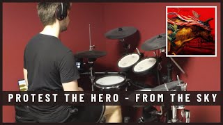 Protest the Hero - From the Sky - Drum Cover by Julien Bigras