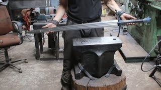 Forging a Great Sword, the complete movie.