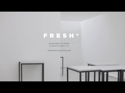 2016 Design & Creative Media Exhibition Promo - LYIT