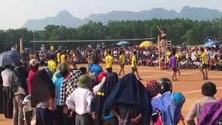 VIDEO CHUNG KẾT Bóng Chuyền Nam | Như Thanh | (Sét 1 ) | Team xã Phú Nhuận vs xã Phượng Nghi