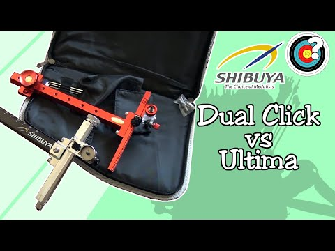 Shibuya Dual Click vs Shibuya Ultima Sight