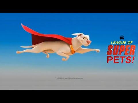DC: League of Super-Pets - Teaser (DC FanDome)