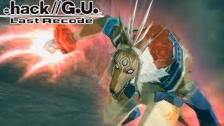.hack//G.U. Last Recode - Vol.2 Reminisce Part 9: Boss: Sirius