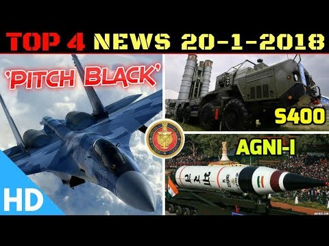 Indian Defence Updates : India Australia Exercise Pitch Black,INS Vishal Air Wing,Agni-I LSP Trials