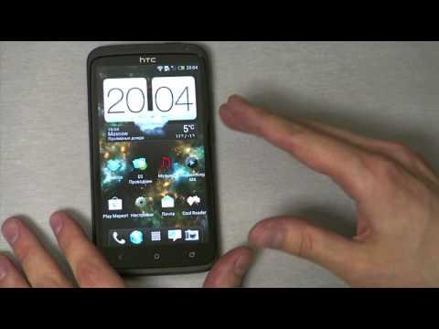 Видео обзор смартфонов HTC One X и One V