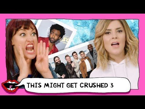 DONALD GLOVER VS QUEER EYE GUYS? with Grace Helbig & Mamrie Hart