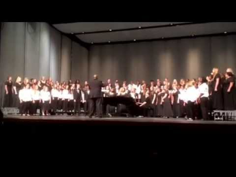 Pinecrest high school choirs Didn't my Lord deliver Daniel