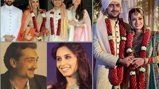 Famous Bollywood couples and their Wedding Day Look