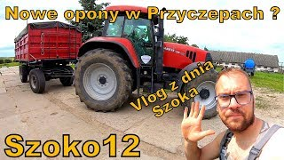 Opony z Tira w Rolnictwie [Vlog#73] Urywek dnia Szoka
