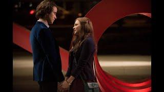 Первый Поцелуй Адама и Мии ... отрывок из фильма (Если я останусь/If I Stay)2014