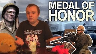 мЕДАЛЬ ЗА ОТВАГУ - История серии Medal of Honor на ПК