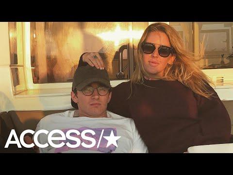 Ellie Goulding Engaged To Caspar Jopling! | Access