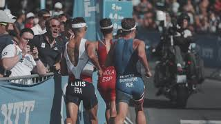 2019 World Triathlon Series Grand Final: Elite Men's showcase