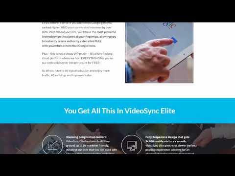"""VideoSync Elite"" + $104 Prize Contest"