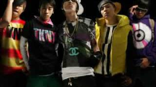 Big Bang - Come Be My Lady/All About The Gs