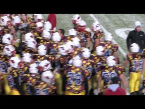 Cardinal Mooney High School Football 2013-14 Game Changer-V2
