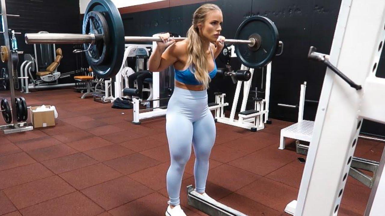 Tried TOM PLATZ FULL LEG routine | Gave everything I've got | Savannah Prez