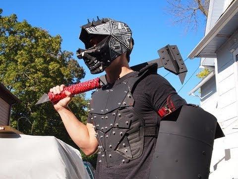Homemade Weapons Part 4: War Hammer/Saw Blade Slinger