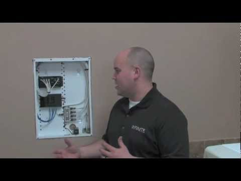 Structured Wiring by Boise Idaho Home Theater Specialist Infinite Media Design