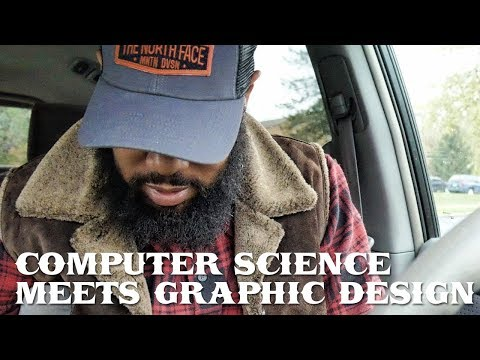 Graphic Design Meets Computer Science - finesse your way through life -