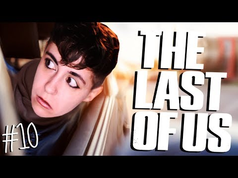 Let's Play THE LAST OF US (Part 10) Driving Lessons With Ellie!