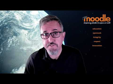Moodle joins Global Education Coalition by Martin Dougiamas, CEO and founder