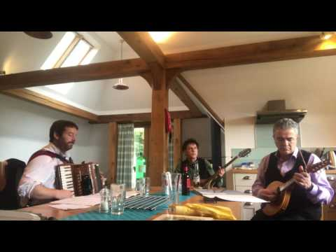 Eileen's Waltz (by Debbie Scott) played by Iron Broo (Charlie Abel, Fred Wilkinson, Brendan O'Leary)