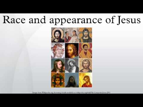 Race and appearance of Jesus