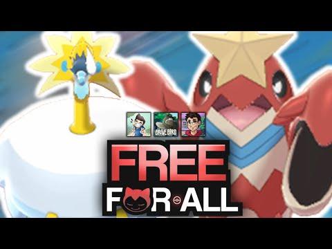 FFA Regeln Was Ist Das? - FreeForAll [Pokemon Sw/Sh] W/ Present, Nestfloh, Maxi Von Vogel