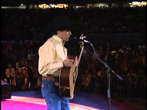 George Strait - Write This Down (Live From The Astrodome)