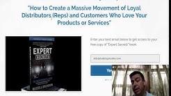 Russell Brunson's Export Secrets Launch List
