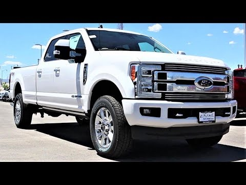 2019 Ford F-350 Limited: The Most Expensive Ford Truck Ever!