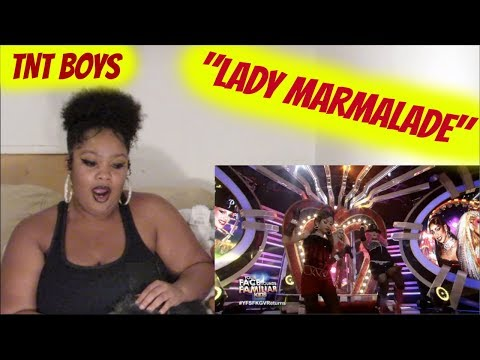 *DAY 8* -TNT Boys- Lady Marmalade Reaction